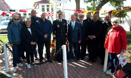 Manifestarea anuală dedicată comemorării eroilor marinari din Delta Dunării și de pe fluviu la Sulina